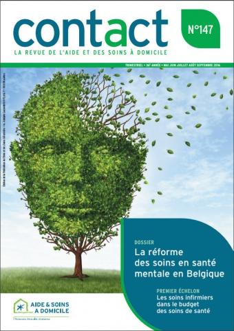 Réforme en santé mentale en Belgique